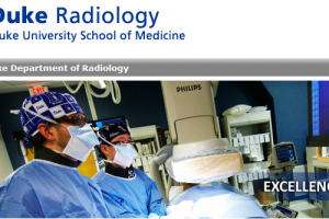 Duke Radiology Uses Our Photography