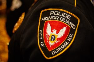 Durham Police Honor Guard